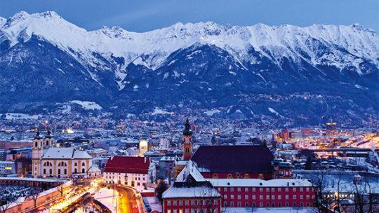 Visitare Innsbruck